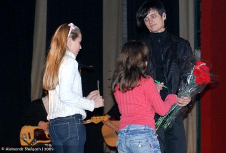 Дима Колдун в Бресте (фото)
