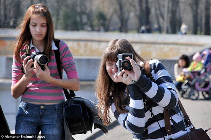 Фотосходка брестских фотографов