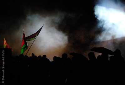 Митинг-реквием в Брестской крепости 22 июня 2009 года (фото)