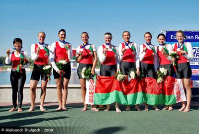 Чемпионат Европы по гребле.  17-20 сентября (фото)