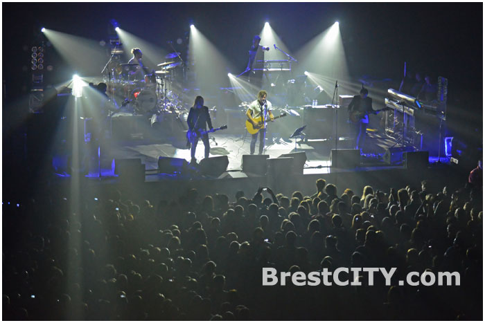 Концерт БИ-2 в Ледовом дворце Бреста. Апрель 2014