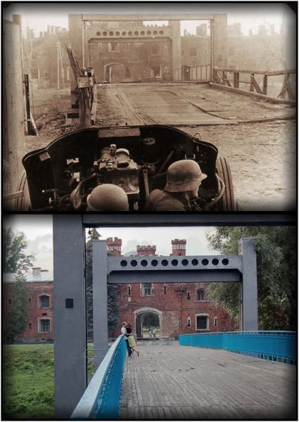 Брестская крепость. Прошлое-настоящее