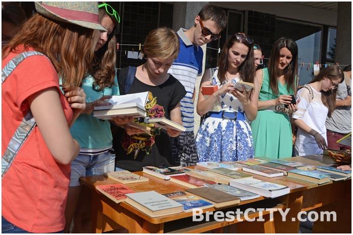Книжная ярмарка в Бресте