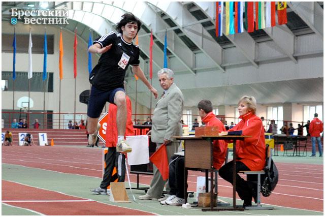 Турнир по легкой атлетике памяти Карбышева в Бресте (2013)