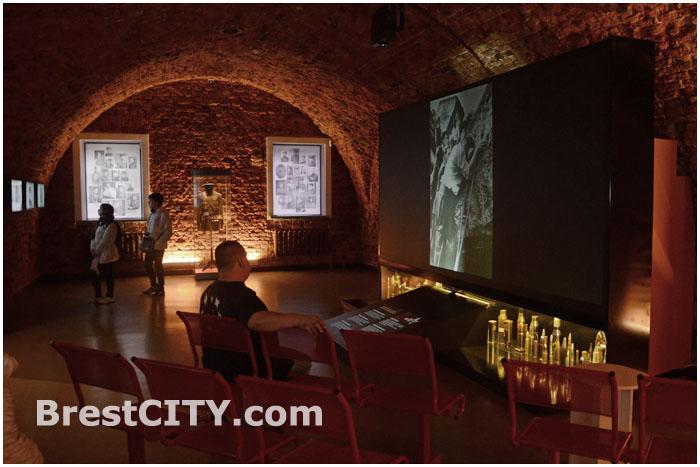 Музей в Брестской крепости. Фото BrestCITY.com