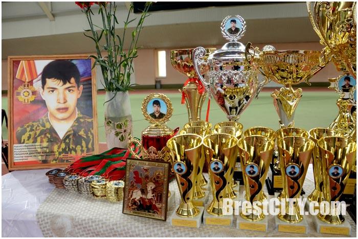 Турнир памяти Дмитрия Гвишиани в Бресте