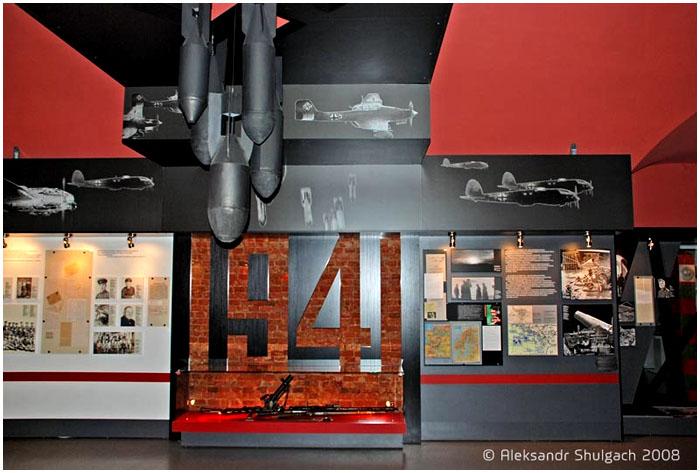 Музей оброны Брестской крепости