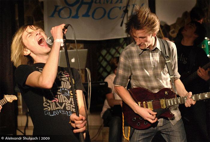 Благотворительный рок-концерт в Бресте