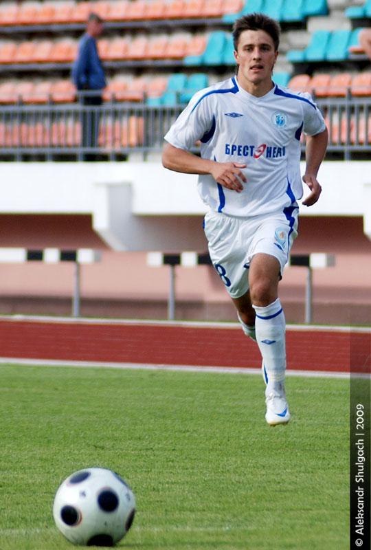 Дмитрий Мозолевский