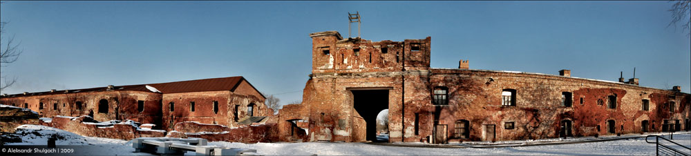 Тереспольские ворота