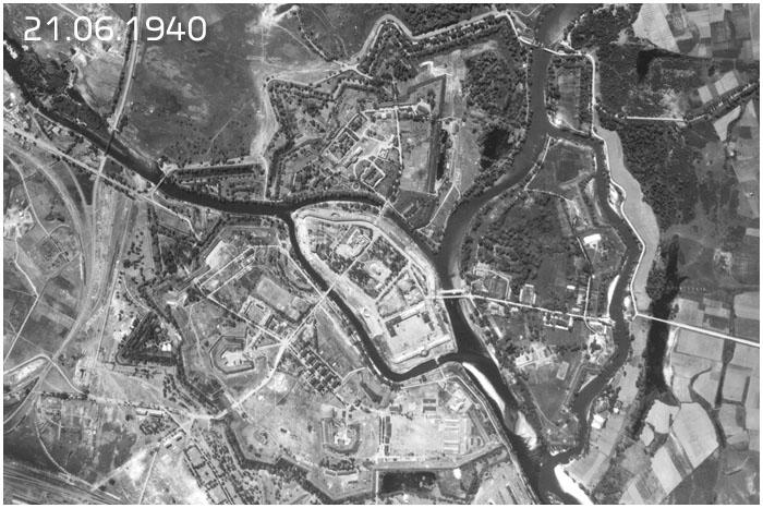Yo.  Re: карты и схемы брестской крепости.