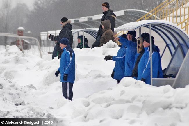 Зимний футбольный турнир Brest Winter Cup 2014