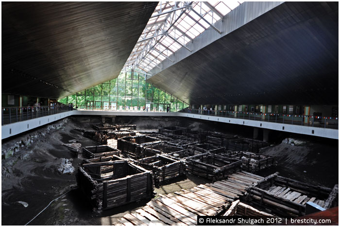 археологический музей берестье