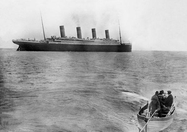 Редкие фотографии «Титаника» стали достоянием общественностиРедкие фотографии «Титаника» стали достоянием общественности