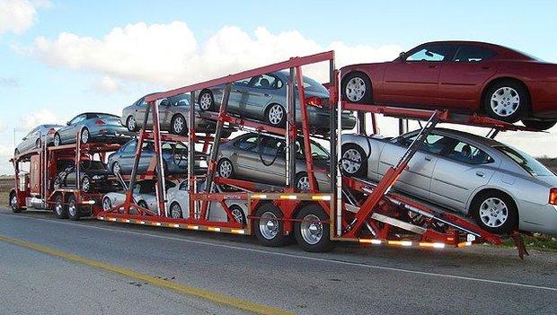 Автовывоз машины из-за границы