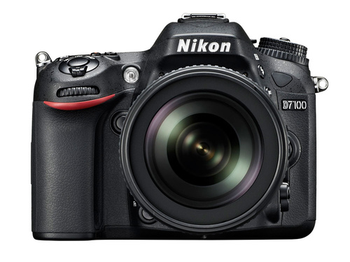 Nikon D7100 новая зеркальная камера от Никон