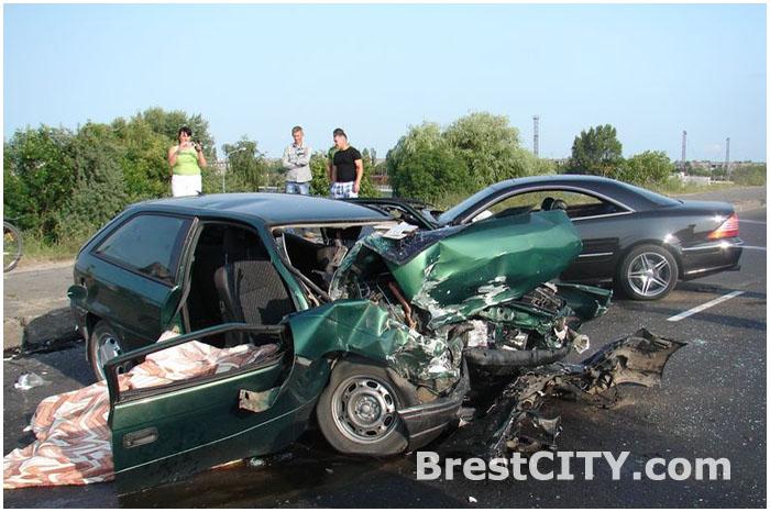 Авария со смертельным исходом в Бресте на Березовке