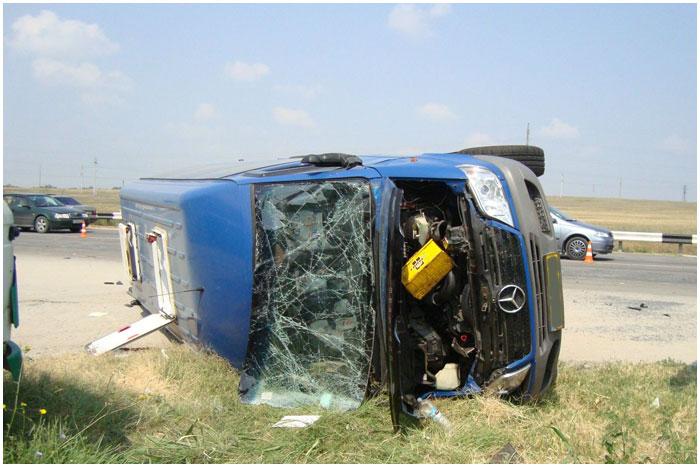Авария на Украине в Крыму. Среди пострадавших две бретсчанки