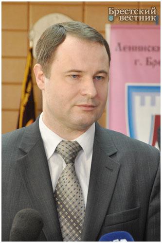 Андрей Клец — новый глава Ленинского района Бреста.