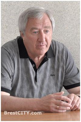 Владимир Курнев - тренер Брестского