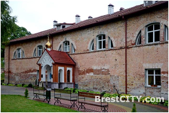 Женский монастырь в Брестской крепости