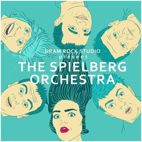 Брестский джазовый проект Оркестр имени Спилберга