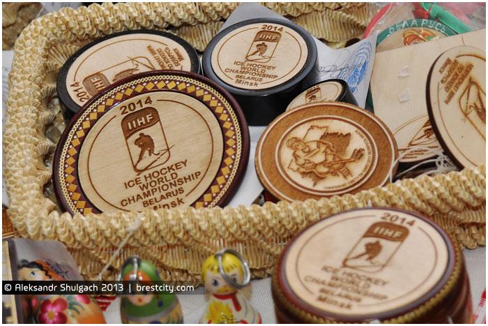 Брестские сувениры