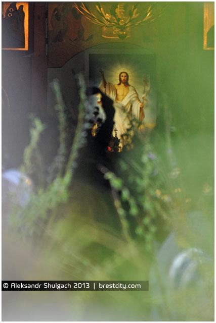 Вербное воскресенье в Бресте