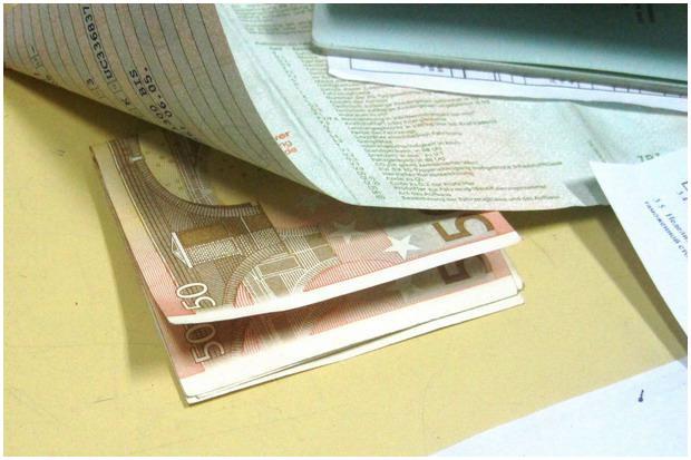 Взятка в 100 евро на Брестской таможне
