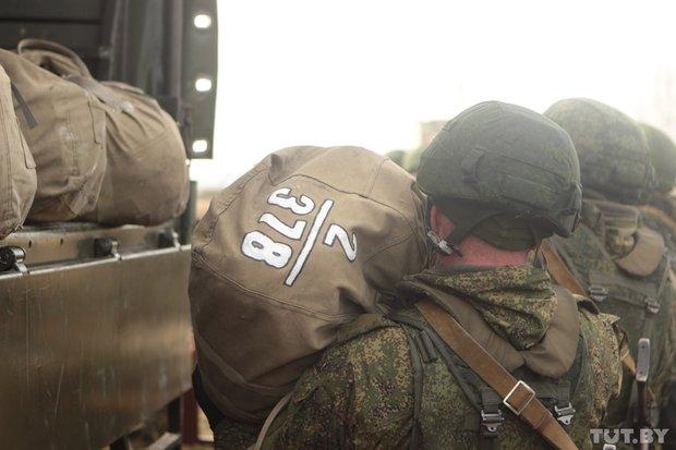 Под брестом псковские десантники