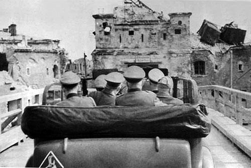 Видео штурм цитадели бреста в июне 1941