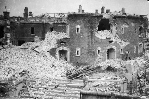 Вторая мировая война brest fortress world war ii