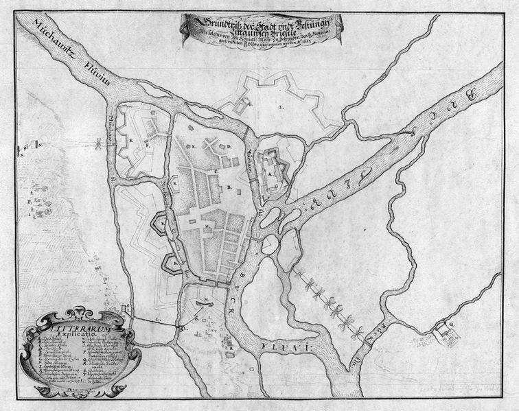 План Бреста 1657 года